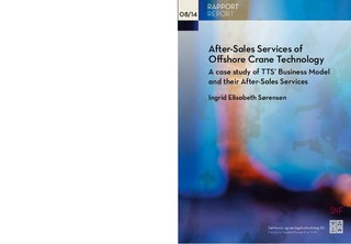 After-sales services of offshore crane technology : a case study of